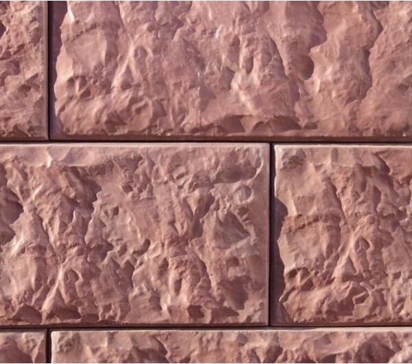 Западный бастион камень